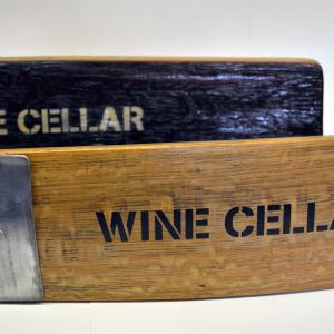 Wine Cellar Sign