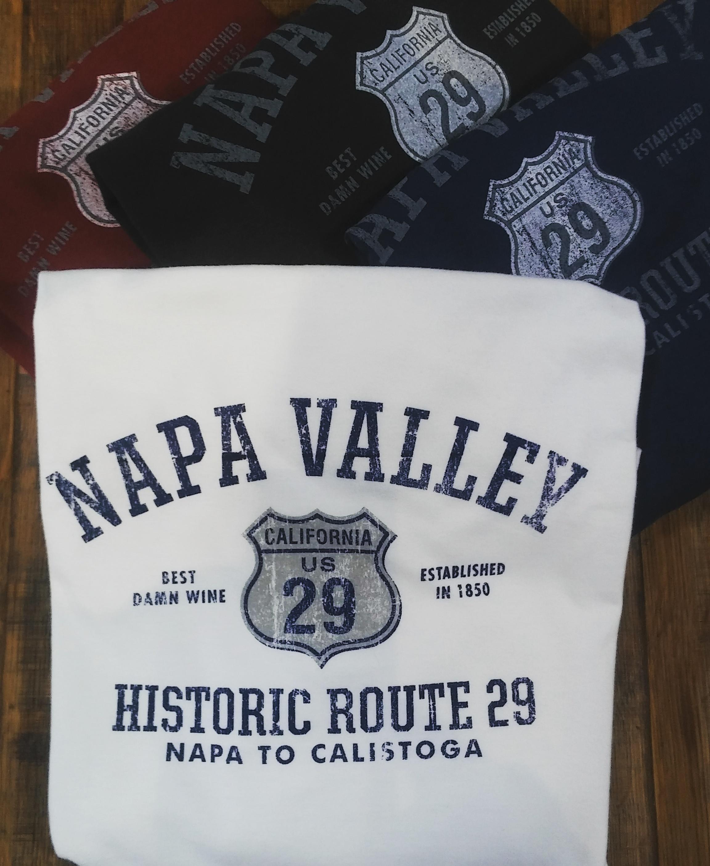 Napa clothing stores