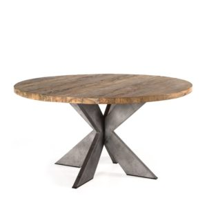 Carneros Teak Rd Table