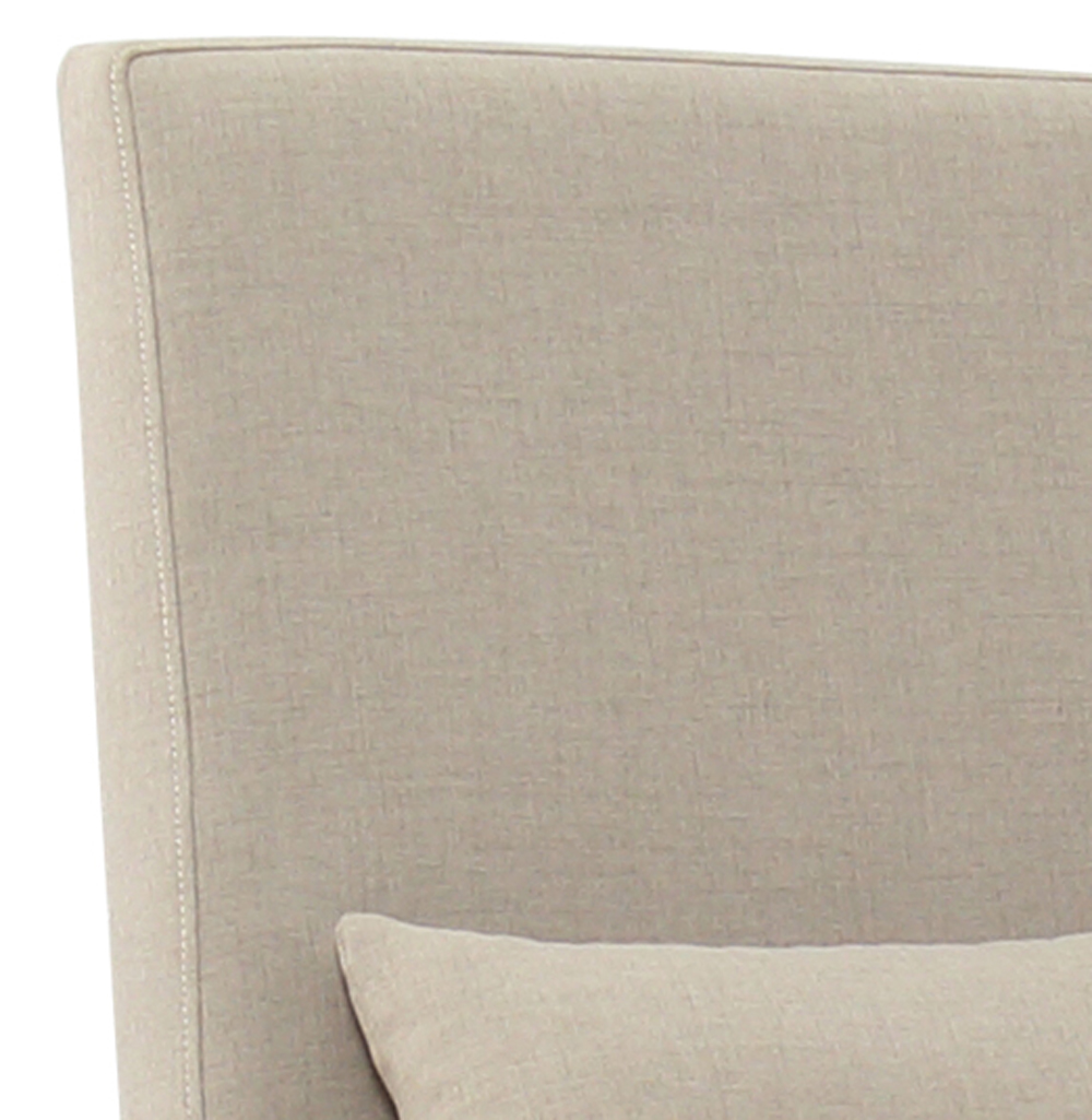 Sand Chair Brushed Linen