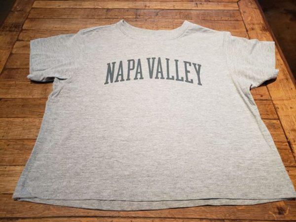 NV Short Sleeve Crop Top