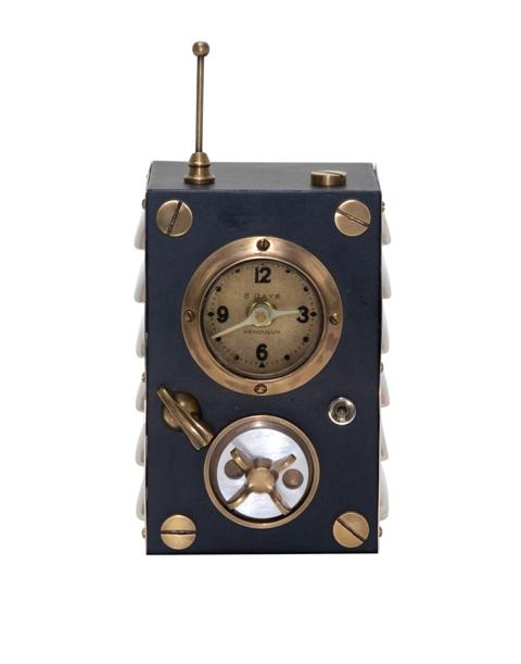 Transmitter Table Clock