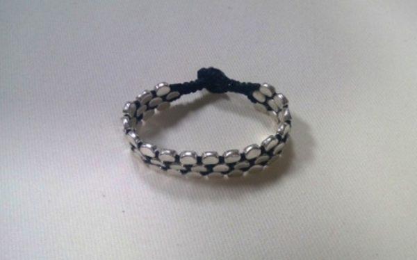 Rhodium Bracelet