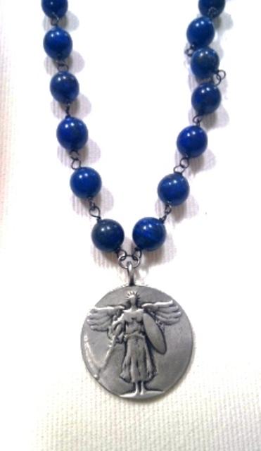 St. Michael's Pendant