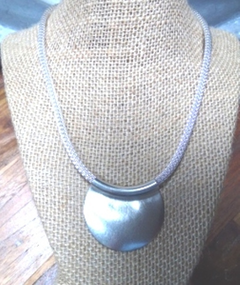 Rope Chain w Pendant