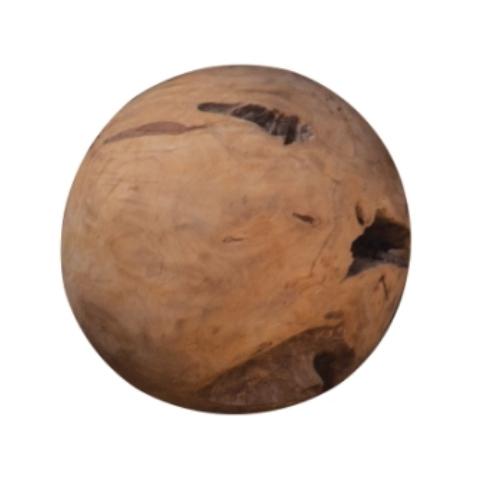 Teak Sphere